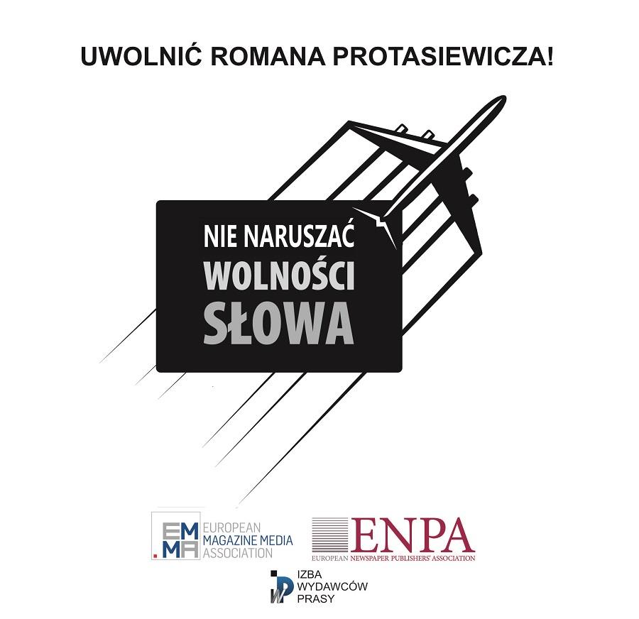 Uwolnić Romana Protasiewicza! - Zdjęcie główne