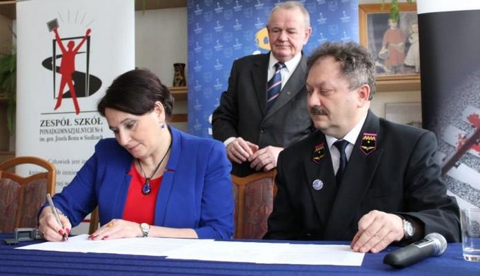 """Nowe kierunki kształcenia w """"Kolejówce"""" - Zdjęcie główne"""