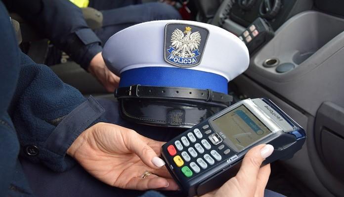 Policja: Mandat zapłacisz kartą - Zdjęcie główne