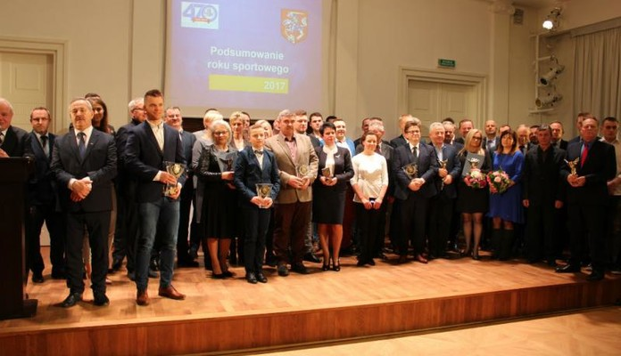 Podsumowanie Roku Sportowego 2017 w Siedlcach - Zdjęcie główne