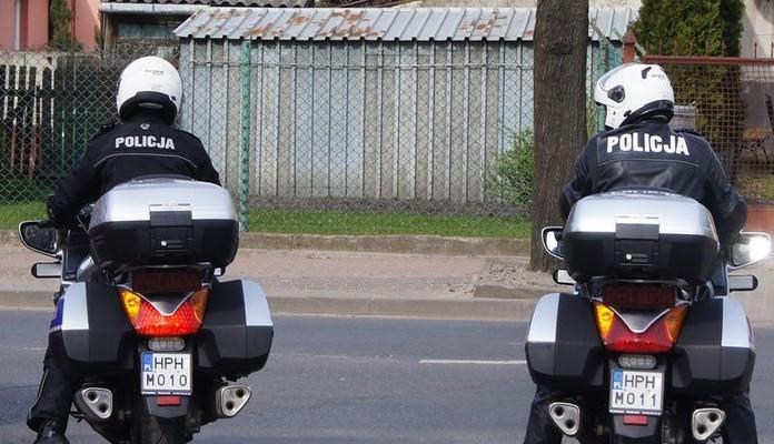 """Policyjne działania """"Niechronieni uczestnicy ruchu drogowego"""" - Zdjęcie główne"""