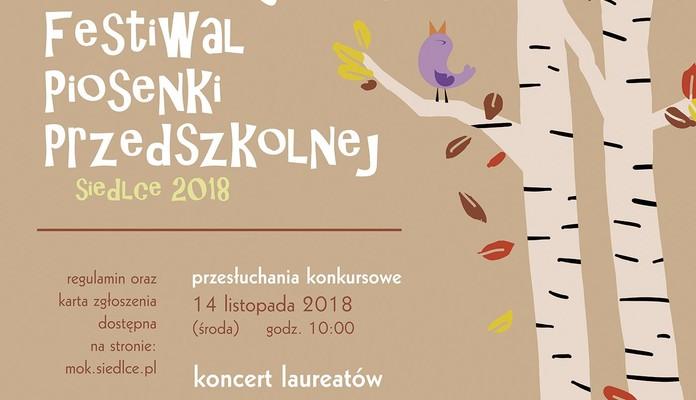 II Jesienny Festiwal Piosenki Przedszkolnej - Zdjęcie główne