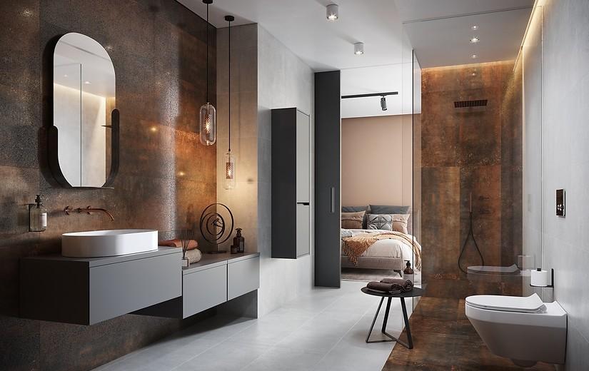 Jak wybrać odpowiednie oświetlenie łazienkowe nad lustrem? - Zdjęcie główne
