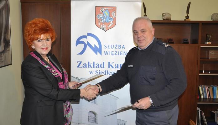 """Więźniowie z siedleckiego ZK będą pracować w  Zakładach Mięsnych """"Łuków"""" - Zdjęcie główne"""