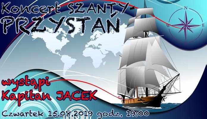 Kapitan Jacek w Cichej Stanicy - Zdjęcie główne