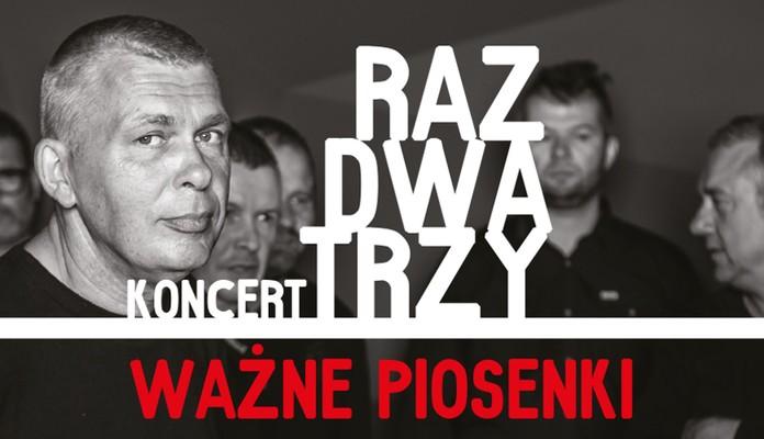 Festiwal z Raz Dwa Trzy - Zdjęcie główne