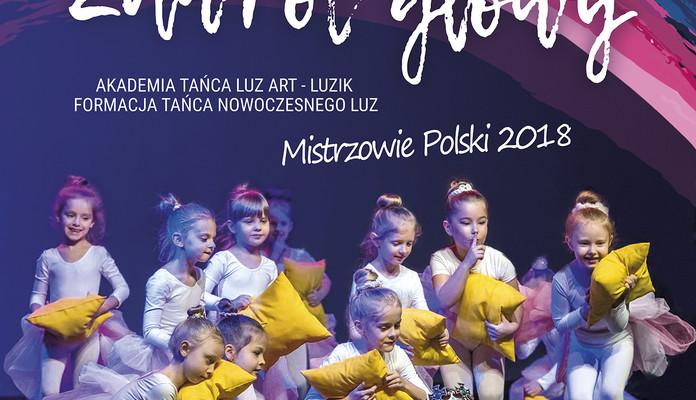 Czerwcowe koncerty Formacji Tańca Nowoczesnego LUZ - Zdjęcie główne