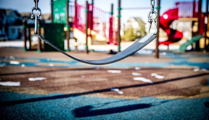 Dziecko uwięzione na placu zabaw. Interweniowała straż - Zdjęcie główne