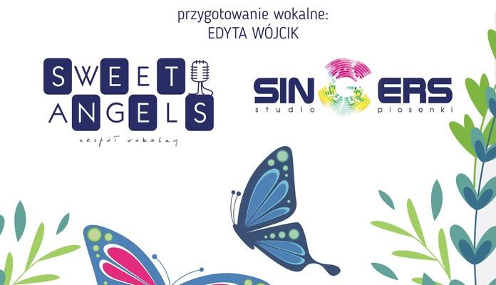 Koncert wiosenny - Studio Piosenki Singers & Zespół Wokalny Sweet Angels - Zdjęcie główne