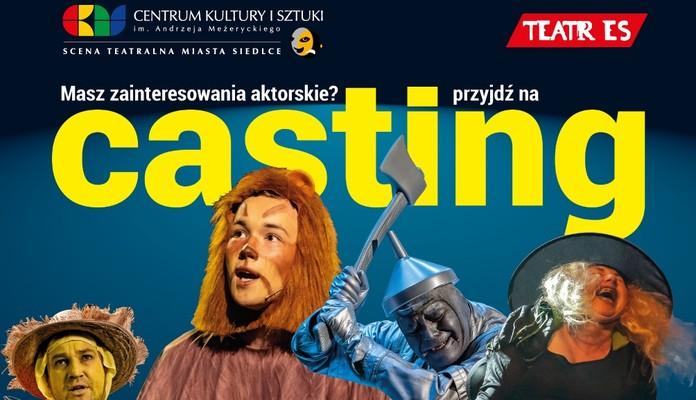 Teatr Es: przyjdź na casting - Zdjęcie główne