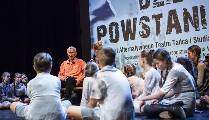 Musical Dzieci Powstania '44 - Zdjęcie główne