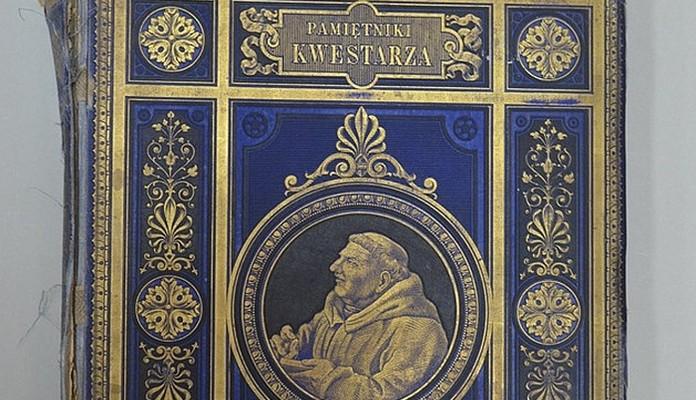 Cenna książka dla siedleckiej książnicy - Zdjęcie główne