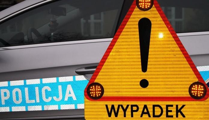 Komunikat: Poszukiwani są świadkowie wypadku drogowego - Zdjęcie główne