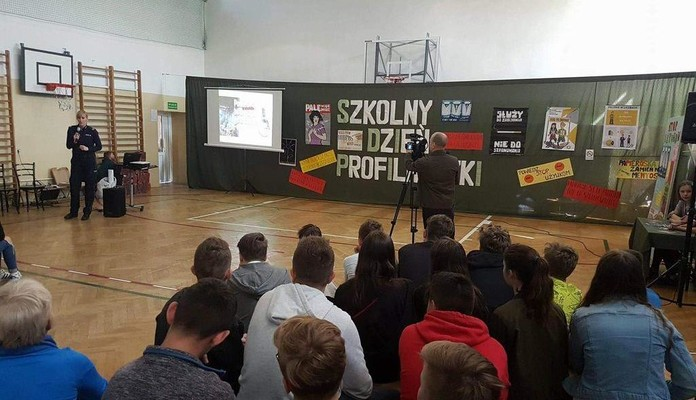 Dzień Profilaktyki w Szkole Podstawowej Nr 10 w Siedlcach - Zdjęcie główne