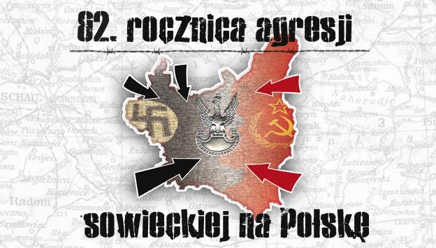 82. rocznica agresji sowieckiej na Polskę - Zdjęcie główne
