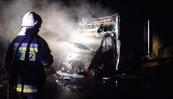 W ubiegły weekend Straż Pożarna interweniowała 19 razy - Zdjęcie główne