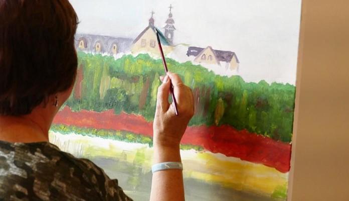 Poplenerowa wystawa malarstwa SUTW - Zdjęcie główne