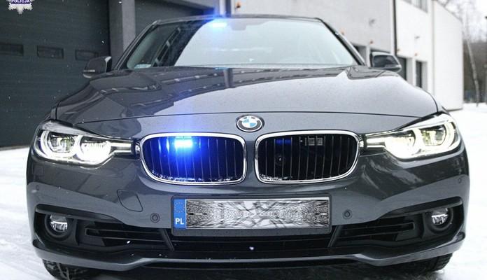 Uwaga kierowcy! Siedleccy policjanci dostali nowe nieoznakowane BMW - Zdjęcie główne