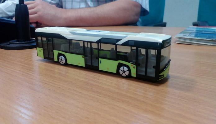 W grudniu pojedziemy nowymi autobusami - Zdjęcie główne