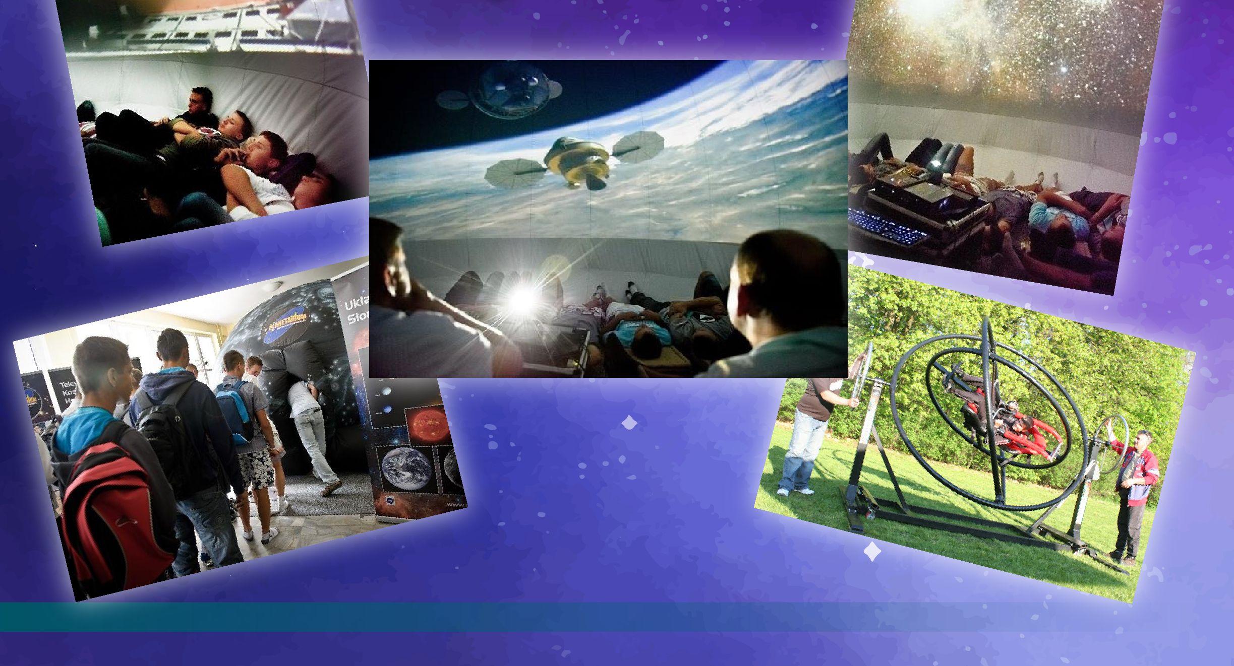 Ludwin: Poczujesz się jak astronauta i zobaczysz niebo przez astrokopułę - Zdjęcie główne