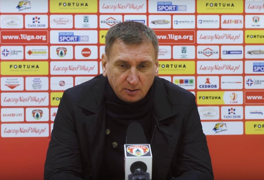 Kamil Kiereś (trener Górnika Łęczna): Nie boisko, a ring bokserski - Zdjęcie główne