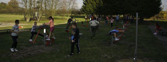 Otwarcie siłowni w Podgłębokiem (zdjęcia) - Zdjęcie główne
