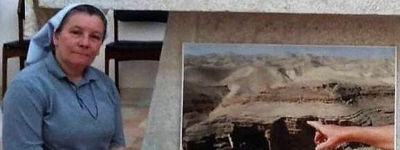Siostra Dorota z Łęcznej jako jedna z ostatnich czuwała przy Grobie Pańskim w Ziemi Świętej  - Zdjęcie główne