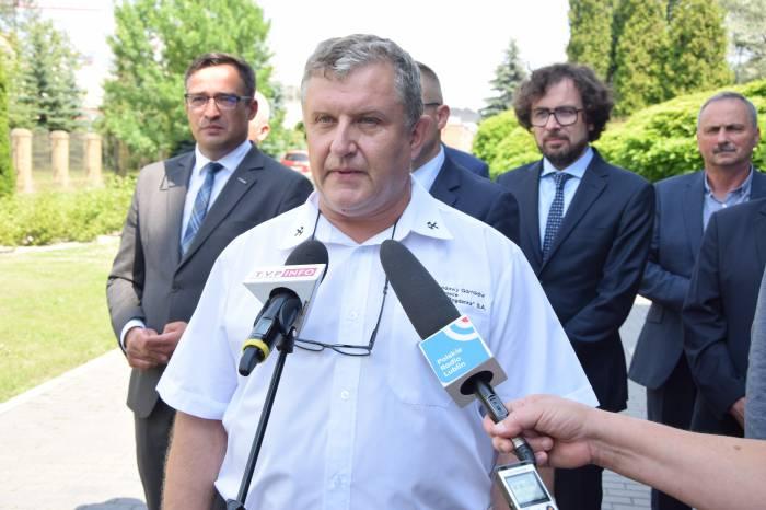 Górnicy z Bogdanki żądają podwyżek - Zdjęcie główne