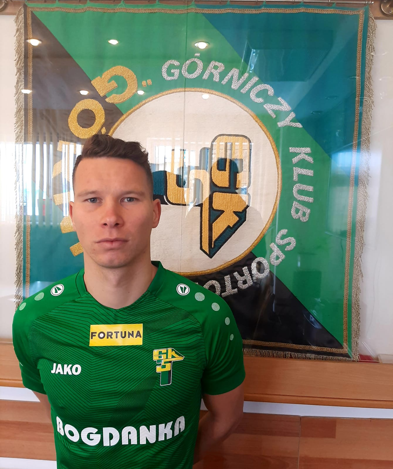 Michał Mak (Górnik Łęczna): Nie miałem żadnej oferty z Ekstraklasy - Zdjęcie główne