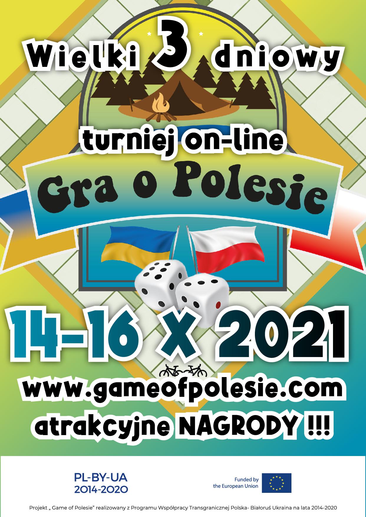 """Ludwin: Zamiast Wiednia, kupisz ścieżkę Czahary. Rusza turniej """"The Game of Polesie""""   - Zdjęcie główne"""