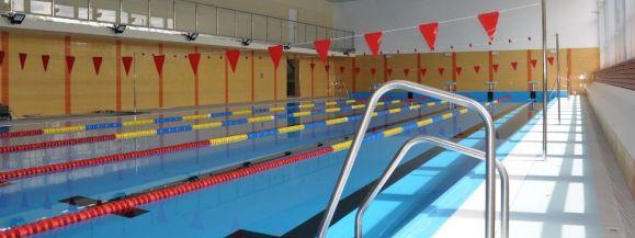 Darmowe zajęcia na basenie - Zdjęcie główne