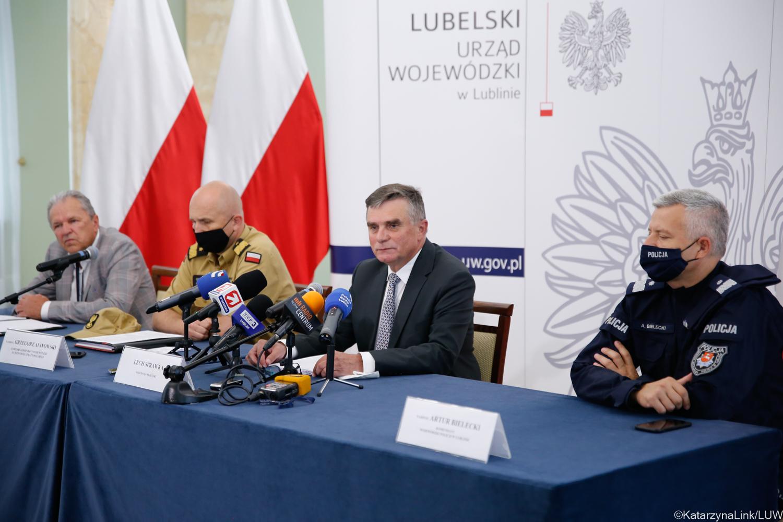 Województwo lubelskie: Nawałnice i burze niszczą region. Poszkodowani mogą liczyć na pomoc - Zdjęcie główne
