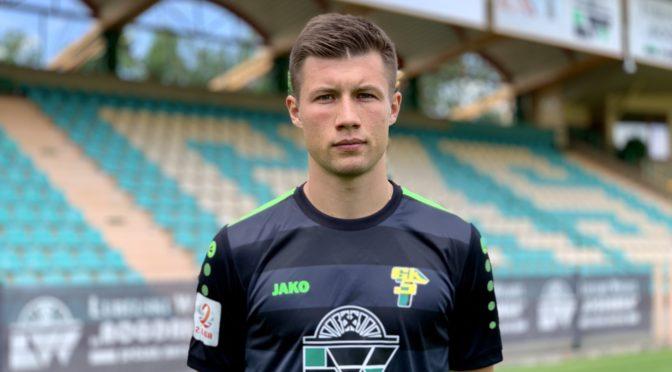Były piłkarz Górnika Łęczna znalazł nowy klub. Zostaje na poziomie Fortuna 1. Ligi - Zdjęcie główne