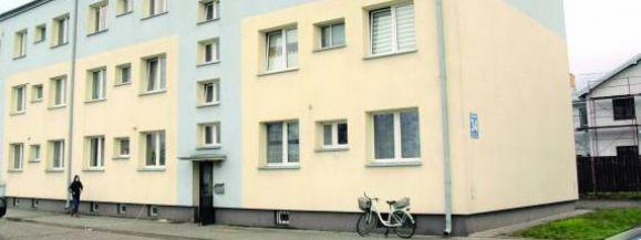 Łęczna: Zwłoki w mieszkaniu komunalnym - Zdjęcie główne