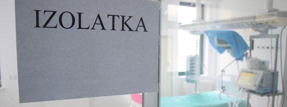 Łęczyński szpital w stanie podwyższonej gotowości - Zdjęcie główne