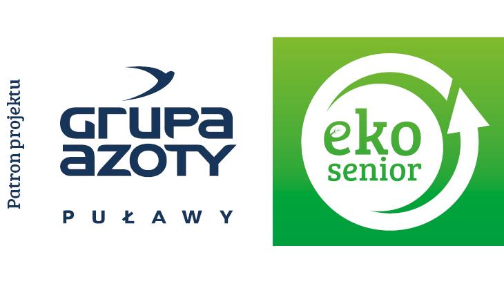 Seniorzy z Ludwina i Lubartowa prezentują eko działania. - Zdjęcie główne