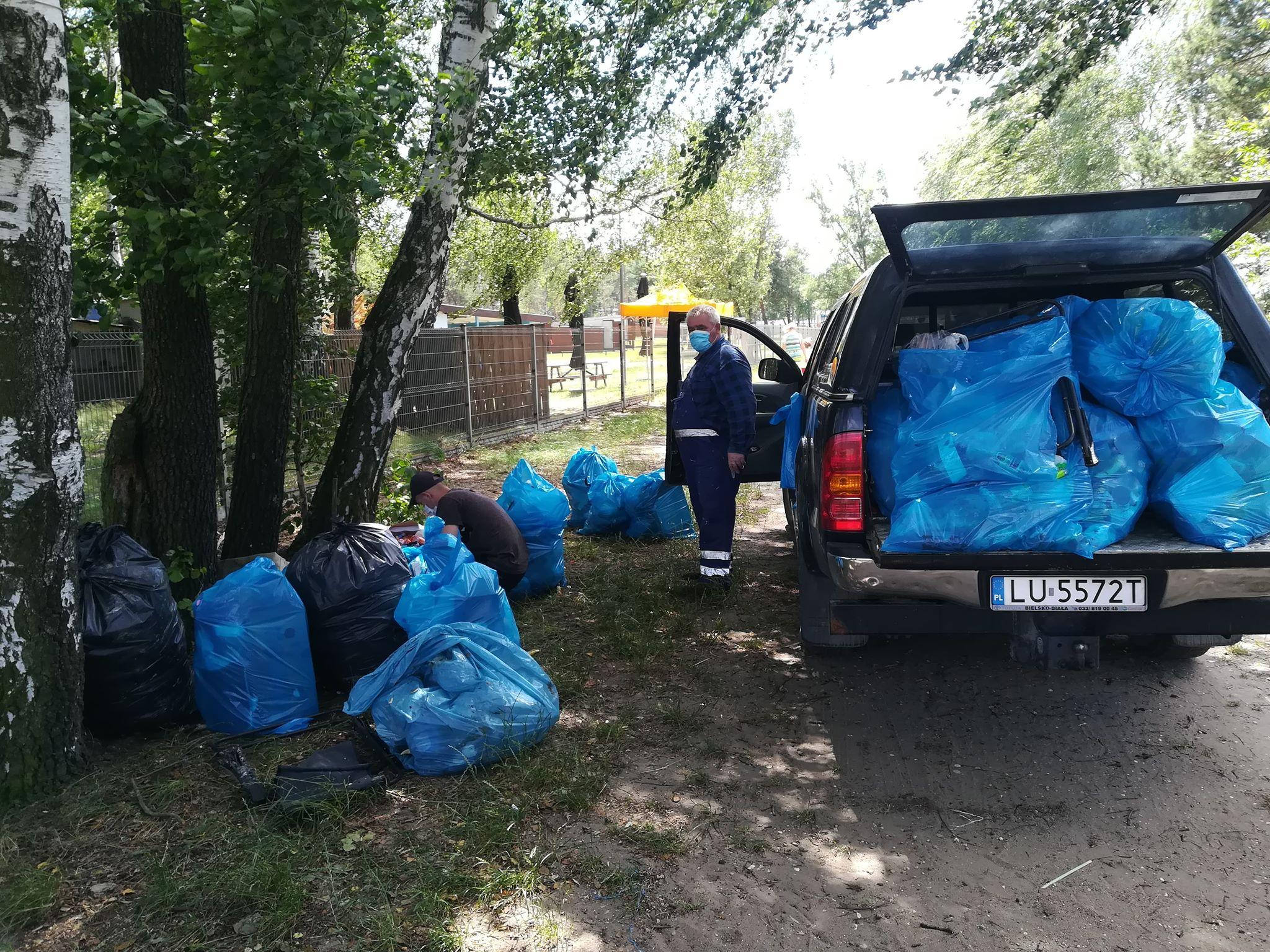 Koniec śmieciowego problemu nad Zagłęboczem - Zdjęcie główne