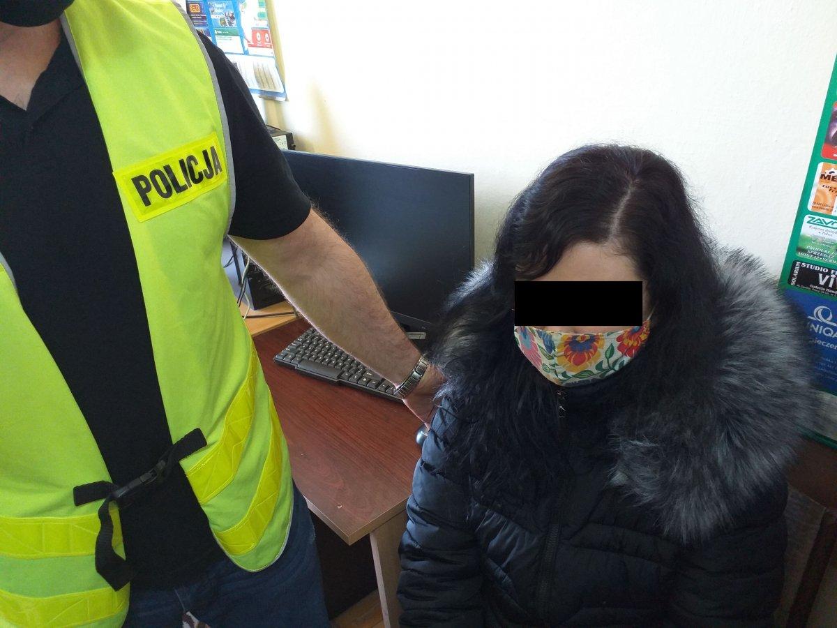 Areszt dla łęcznianki, która podpaliła kościół w Lublinie - Zdjęcie główne