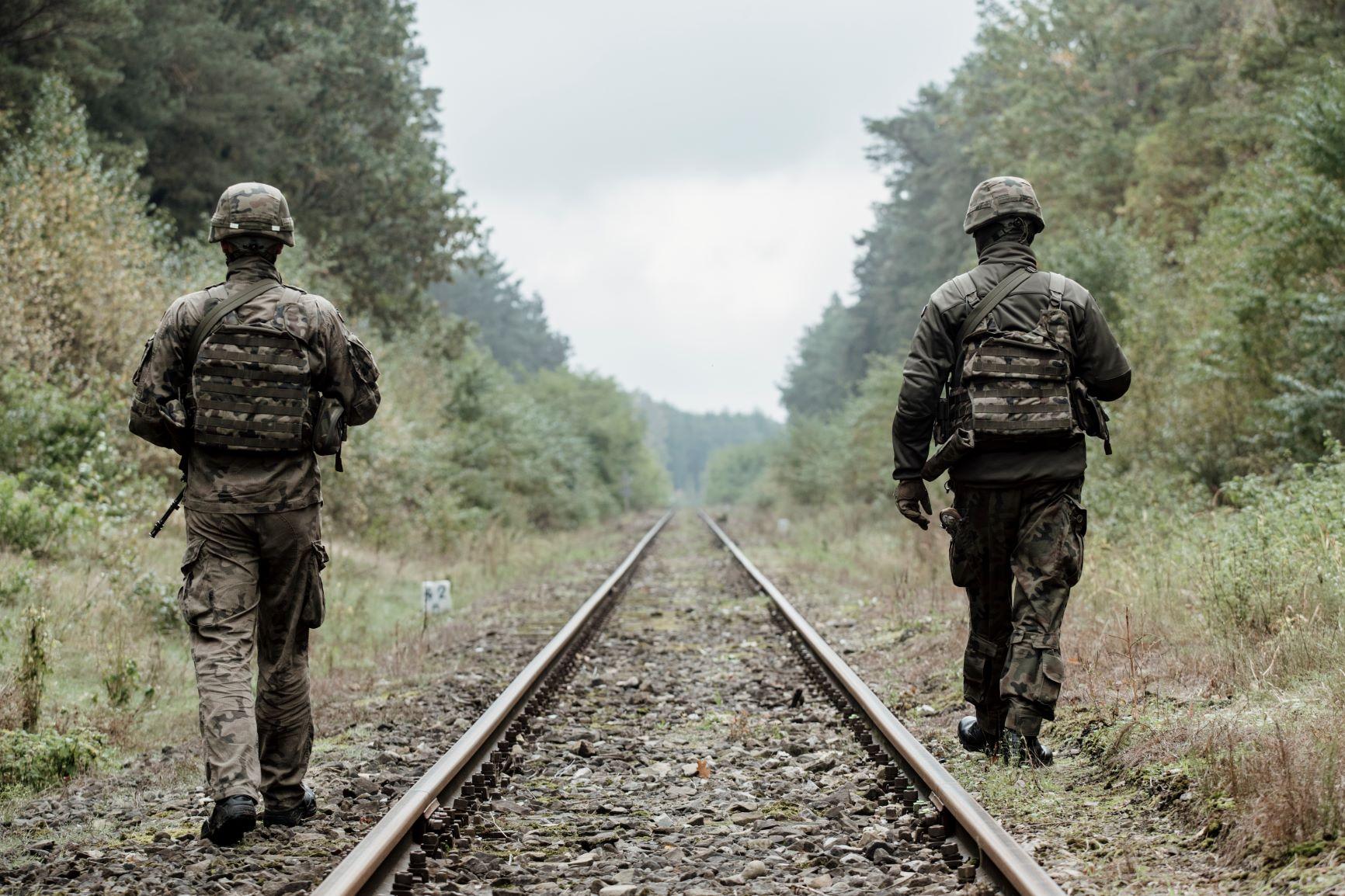 Województwo lubelskie: Terytorialsi nadal obecni w miejscowościach ze stanem wyjątkowym. Podsumowali miesiąc - Zdjęcie główne