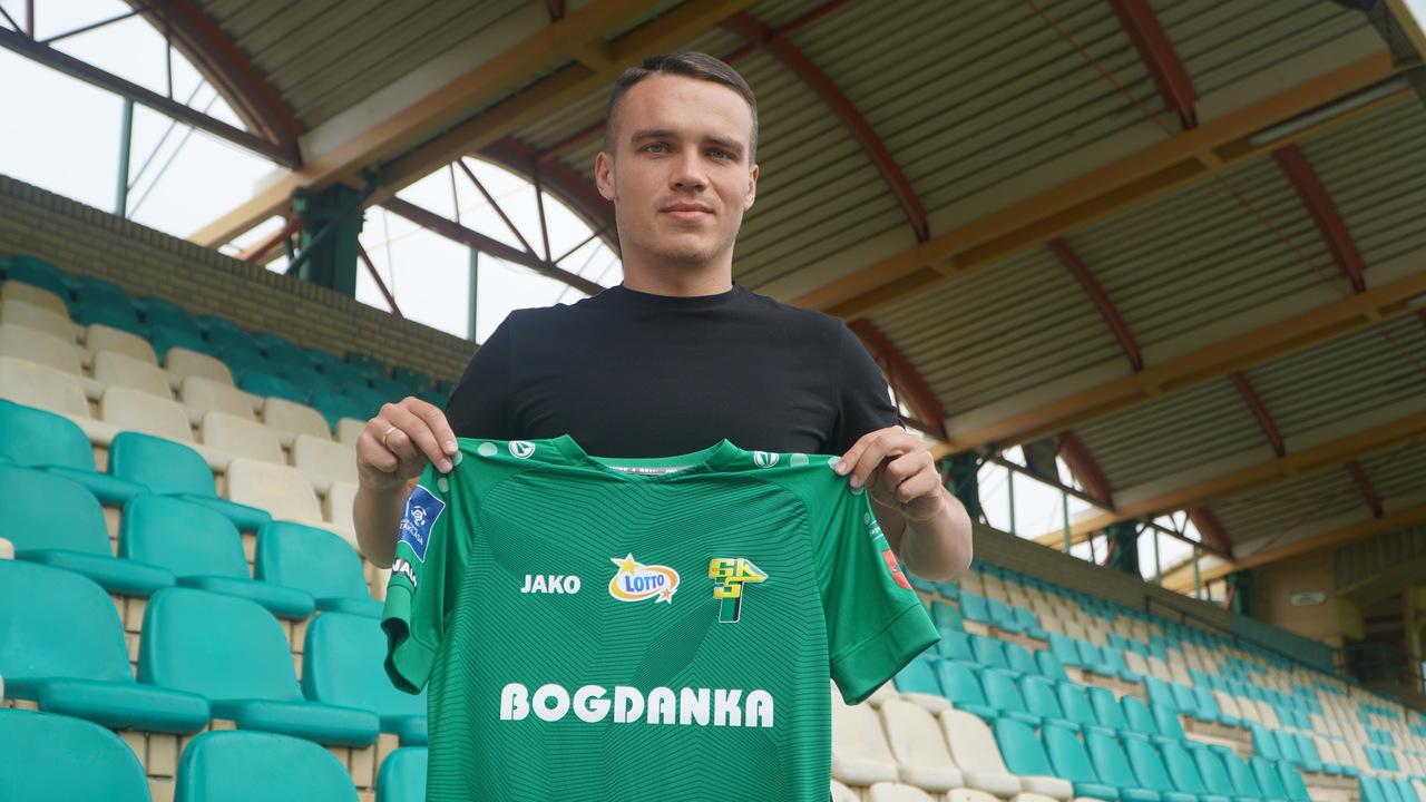 Szymon Drewniak piłkarzem Górnika Łęczna. Defensywny pomocnik wraca do zielono-czarnych - Zdjęcie główne