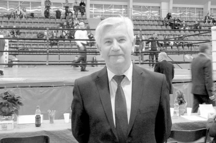 Zmarł Andrzej Grzesiuk - Zdjęcie główne