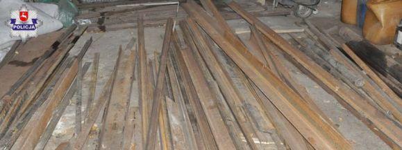 Ukradli ponad siedem ton złomu - Zdjęcie główne