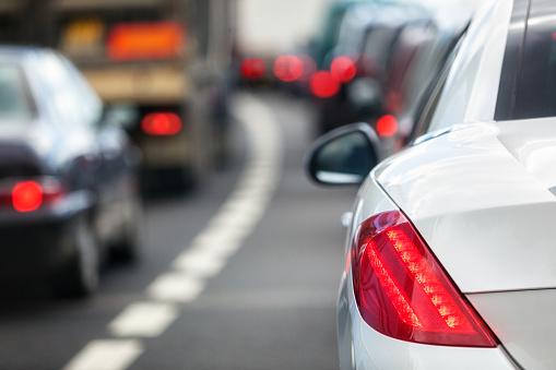 Korki drogowe: Jedziesz z Łęcznej do Lublina? Al. Racławickie już po remoncie i trochę zakorkowane - Zdjęcie główne