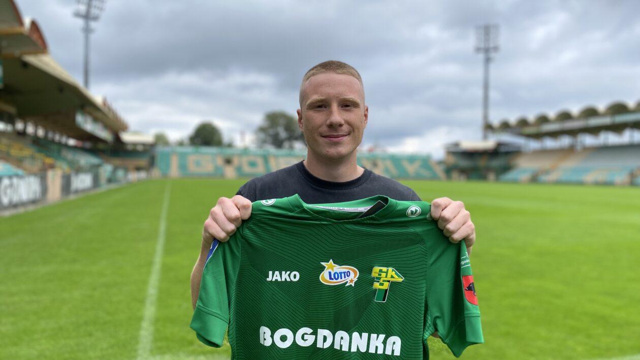 Górnik Łęczna ma nowego piłkarza. Kolejny wypożyczony z Pogoni Szczecin - Zdjęcie główne