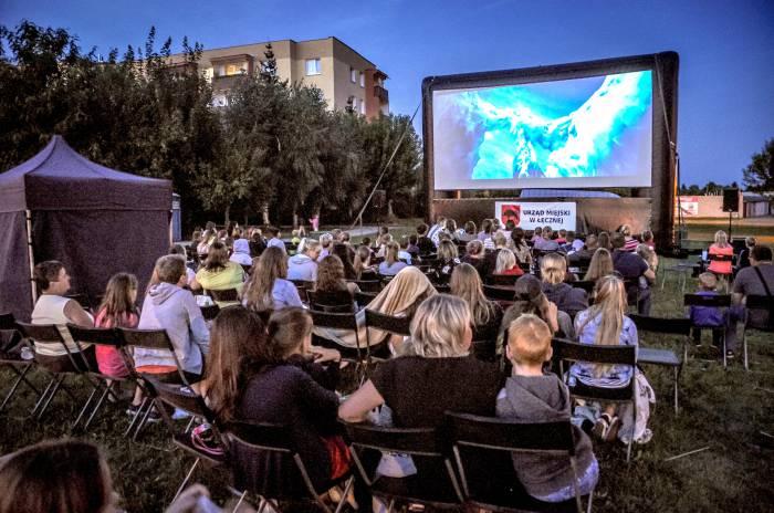 Kino pod chmurką w Łęcznej - Zdjęcie główne