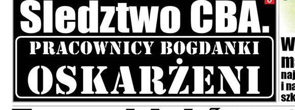 Akt oskarżenia przeciwko pracownikom Bogdanki - Zdjęcie główne